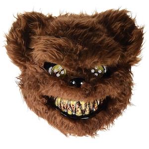 máscaras de oso