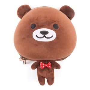 mochila de oso