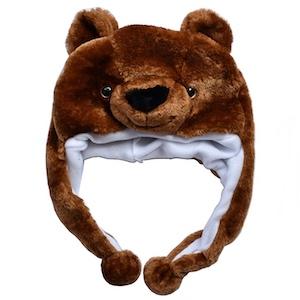 gorro de oso