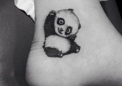 tatuajes de osos para mujeres