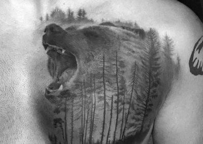 tatuajes de osos significado